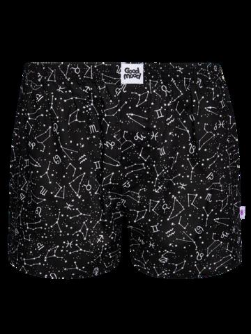 Lifestyle-Foto Lustige Shorts für Männer Sternzeichen