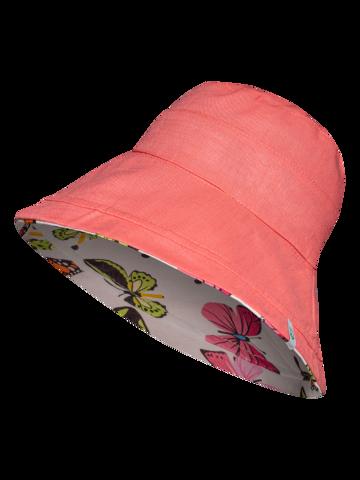 Tip na darček Sombrero alegre de pescador para mujer Mariposas de colores