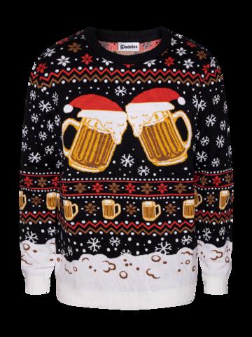 Hledáte originální a neobvyklý dárek? Obdarovaného zaručeně překvapí Veselý vánoční svetr Točené pivo