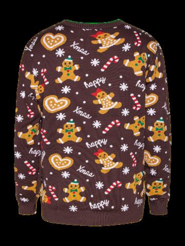 Dedoles oryginalny prezent Wesoły sweter świąteczny Imbir