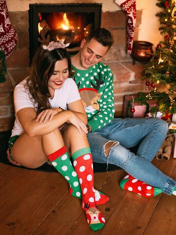 Rabatt Lustiger Weihnachtspullover Rudolph