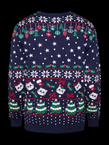 Pre dokonalý a originálny outfit Maglione di Natale Buonumore Gatti natalizi