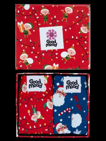 Pre dokonalý a originálny outfit Pudełko z damskimi szortami na prezent Boże Narodzenie