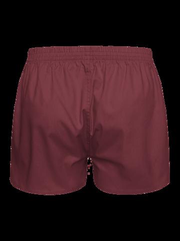 Pre dokonalý a originálny outfit Wijnrood heren boxershort