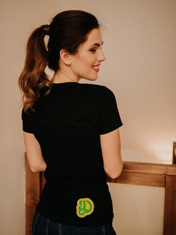Výpredaj Vesela ženska majica Dedoles hrčak