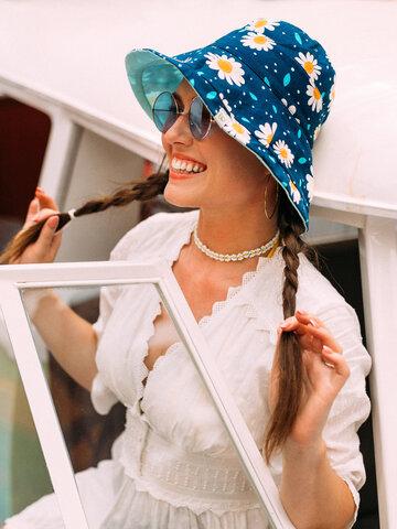 Výprodej Veselý dámský klobouk Květ sedmikrásky