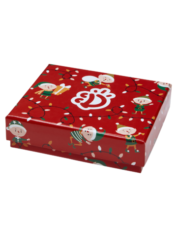 Výnimočný darček od Dedoles Božična darilna škatla ženske hlačke