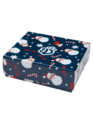 Potešte sa týmto kúskom Dedoles Božična darilna škatla moške oprijete boksarice