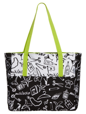 Tip na dárek Veselá plážová taška Miklosko pro Dedoles