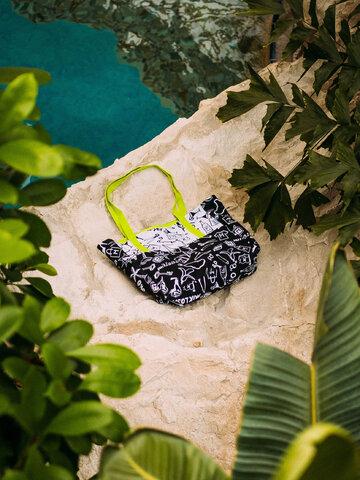 Výprodej Veselá plážová taška Miklosko pro Dedoles