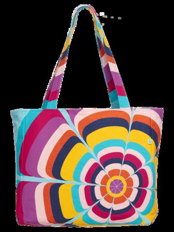 Pre dokonalý a originálny outfit Beach Bag Splashing Circles