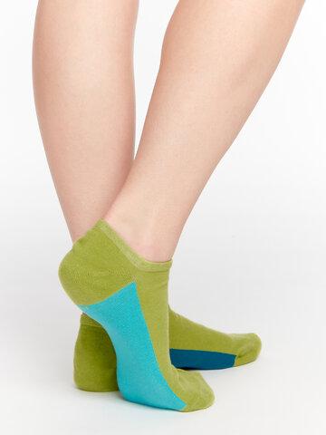 Výnimočný darček od Dedoles Calcetines sneakers lima Caramelo