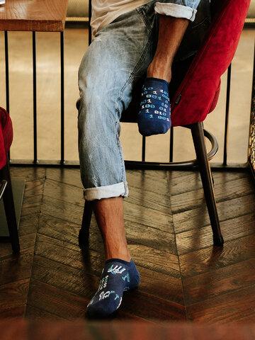 Pre dokonalý a originálny outfit Veselé ponožky do tenisiek IT