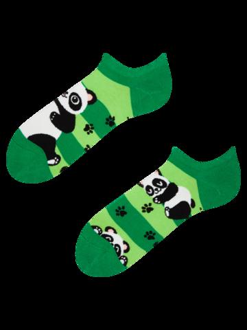 Výnimočný darček od Dedoles Calzini sneaker Buonumore Panda e Righe