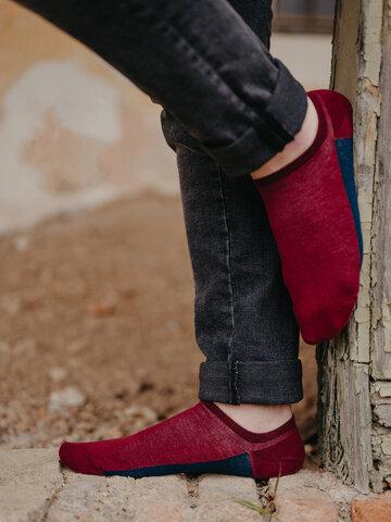 Potešte sa týmto kúskom Dedoles Calzini sneaker rosso vino Tallone