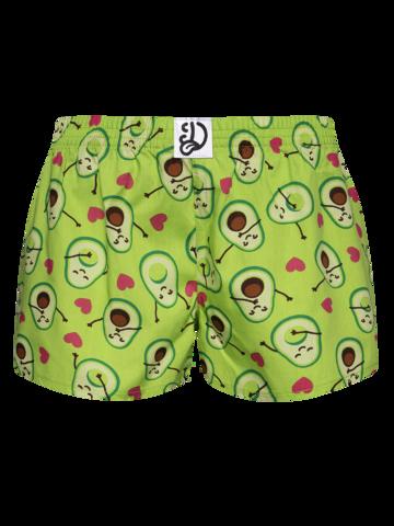 Bereiten Sie sich Freude mit diesem Dedoles-Stück Lustige Shorts für Frauen Avocado-Liebe