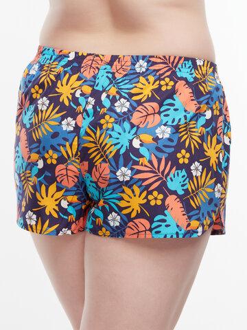 Pre dokonalý a originálny outfit Veselé dámske trenky Tropický tukan