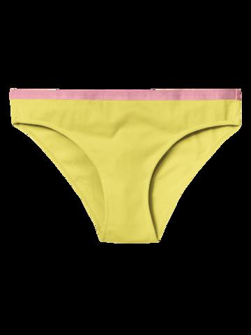 Geschenktipp Damen Höschen Gelb