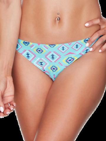 Pre dokonalý a originálny outfit Bikini Bottom Aztec Ornament