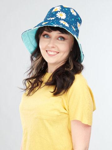 Sleva Veselý dámský klobouk Květ sedmikrásky