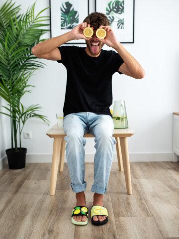 Pre dokonalý a originálny outfit Vesele natikače Limuni