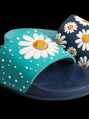 Foto Veselé pantofle Květ sedmikrásky