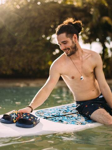 Lifestyle photo Slides Starfish