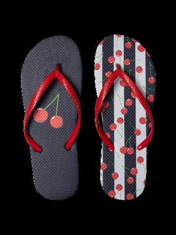 Potešte sa týmto kúskom Dedoles Flip Flops Cherries
