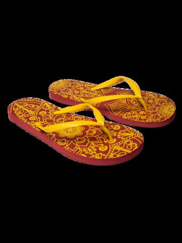Potešte sa týmto kúskom Dedoles Flip Flops Mandala