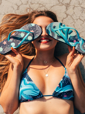 Pre dokonalý a originálny outfit Flip Flops Underwater