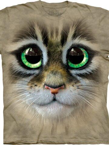 Pomysły na prezenty Big Eyes Kitten Face