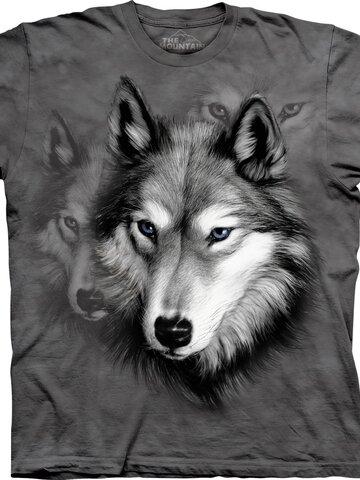 Potešte sa týmto kúskom Dedoles Wolf Portrait Adult