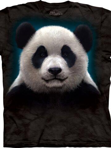 Pre dokonalý a originálny outfit Panda Head Adult
