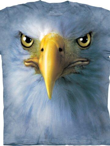 Pre dokonalý a originálny outfit Tričko Tvár orla