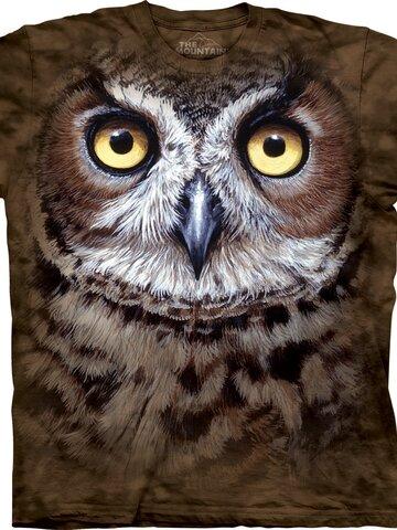 Pre dokonalý a originálny outfit Great Horned Owl Adult