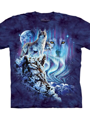 Výpredaj Tričko Nájdi 10 vlkov
