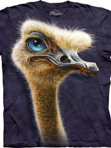 Hľadáte originálny a nezvyčajný darček? Obdarovaného zaručene prekvapí Ostrich Totem Adult