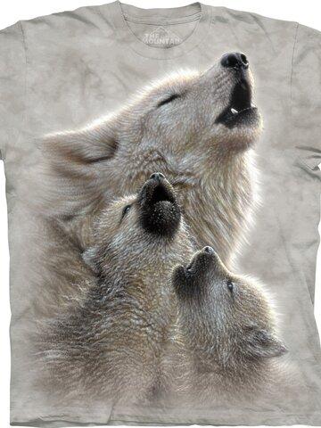 Výpredaj Tričko Spev Vlkov