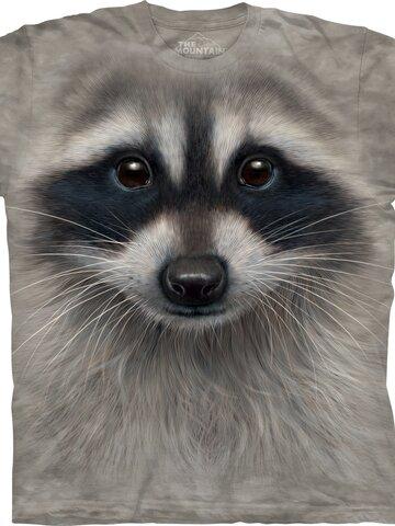 Výnimočný darček od Dedoles Tričko Tvár medvedík čistotný