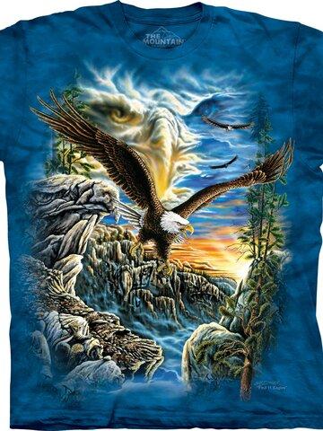 Potešte sa týmto kúskom Dedoles Tričko Nájdi 11 orlov