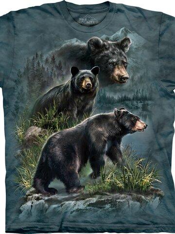 Hľadáte originálny a nezvyčajný darček? Obdarovaného zaručene prekvapí Three Black Bears Adult