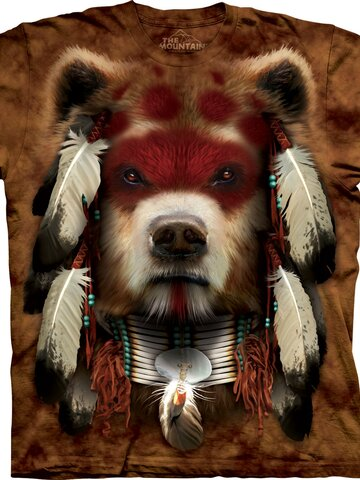 Foto Warrior Bear