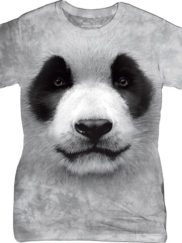 Hľadáte originálny a nezvyčajný darček? Obdarovaného zaručene prekvapí Big Face Panda
