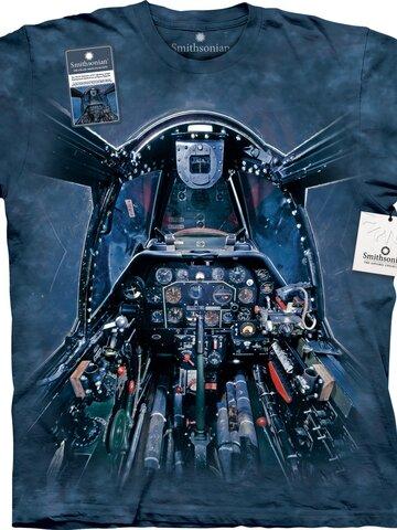 Bereiten Sie sich Freude mit diesem Dedoles-Stück T-Shirt Cockpit