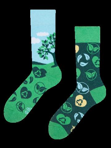 Výnimočný darček od Dedoles Vesele eko čarape Posadi drvo