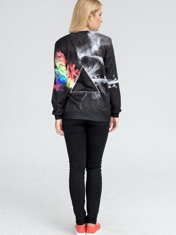 Pre dokonalý a originálny outfit Pulover brez kapuce Pink Floyd