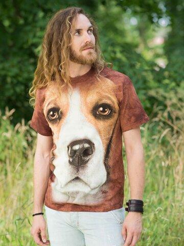 ZNIŻKA Beagle Face Adult