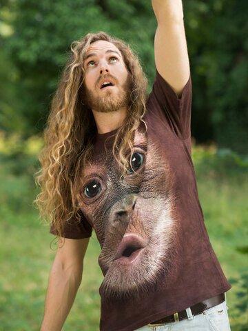 Potešte sa týmto kúskom Dedoles Big Face Baby Orangutan Adult