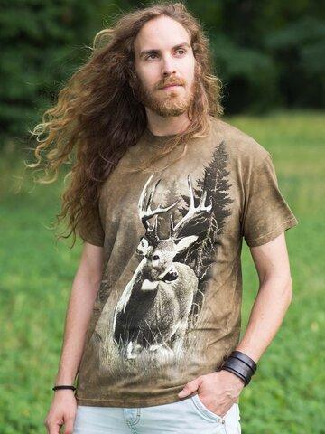 Szerezzen magának örömet ezzel a Dedoles darabbal Szégyenlős szarvas póló