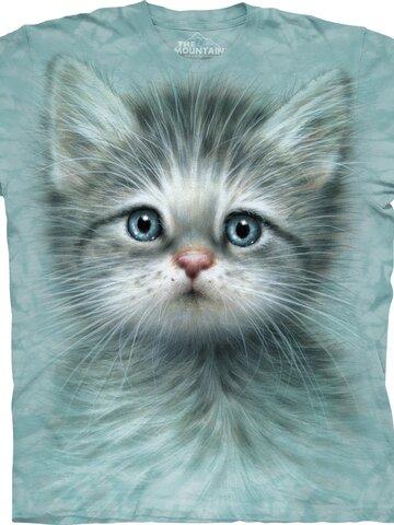 ZNIŻKA Blue Eyed Kitten Child